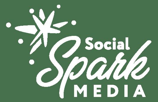 social spark media logo